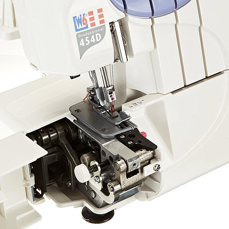 Overlock Nähmaschine Mechanik / amazon.de